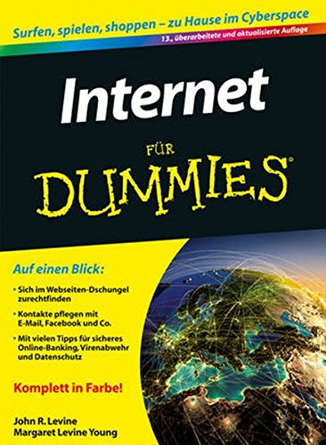 9783527709861: Internet f�r Dummies (Fur Dummies)