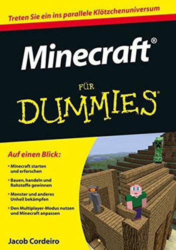 9783527710317: Minecraft fur Dummies