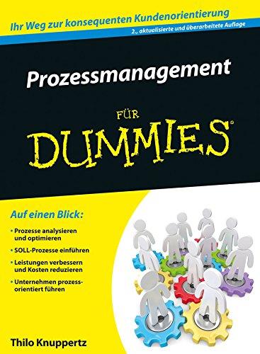 9783527711178: Prozessmanagement Fur Dummies (German Edition)