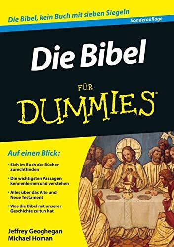 9783527711390: Die Bibel fur Dummies (German Edition)