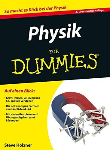 9783527711680: Physik Fur Dummies (German Edition)