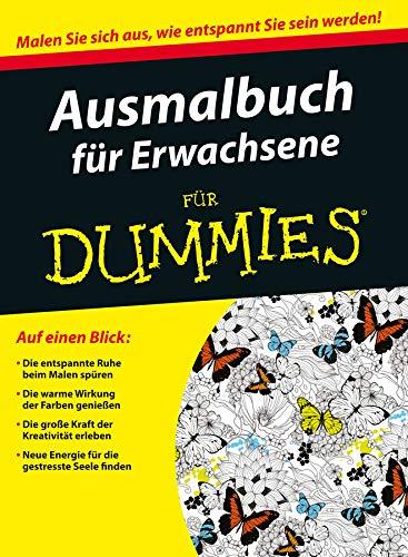 9783527711833: Ausmalbuch fur Erwachsene Fur Dummies (German Edition)