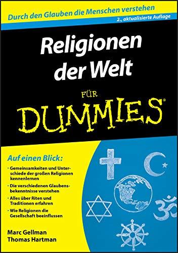 9783527712144: Religionen der Welt fur Dummies