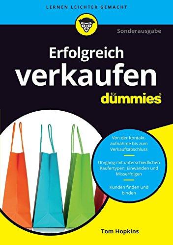 9783527713929: Erfolgreich verkaufen für Dummies (Fur Dummies)