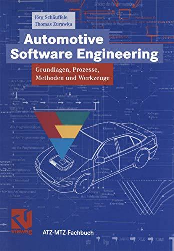 9783528010409: Automotive Software Engineering. Grundlagen, Prozesse, Methoden und Werkzeuge (Livre en allemand)