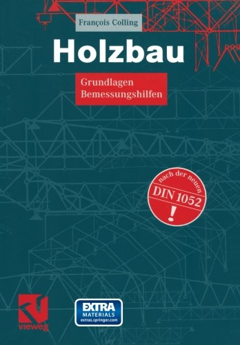 9783528025694: Holzbau (German Edition)
