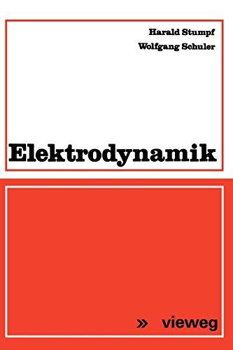 9783528038045: Elektrodynamik (German Edition)