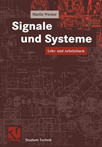 9783528039295: Signale und Systeme. Lehr- und Arbeitsbuch.