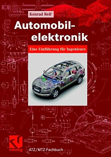 9783528039851: Automobilelektronik. Eine Einführung für Ingenieure