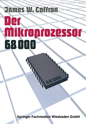 9783528043308: Der Mikroprozessor 68000