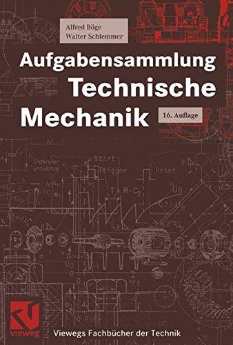 9783528050115: Aufgabensammlung Technische Mechanik (Viewegs Fachbücher der Technik)