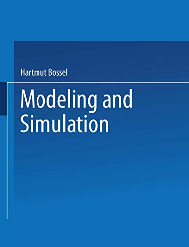 9783528054199: Modeling and Simulation (German Edition)