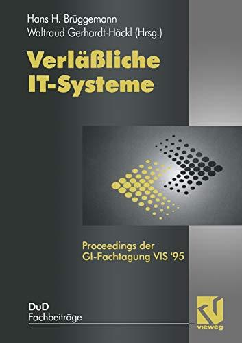 Verläßliche IT-Systeme: Hans H. Brüggemann