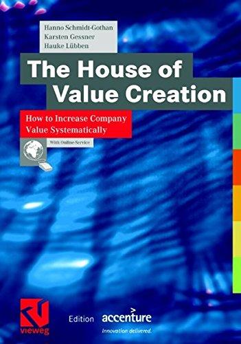 9783528057848: House of Value Creation: Den Unternehmenswert systematisch steigern (XEdition Accenture) (German Edition)