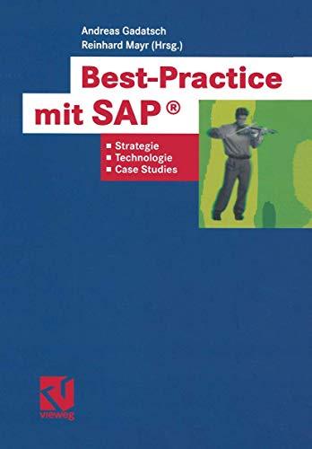 9783528058142: Best-Practice mit SAP®: Strategien, Technologien und Case Studies