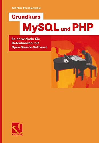 9783528058296: Grundkurs MySQL und PHP.