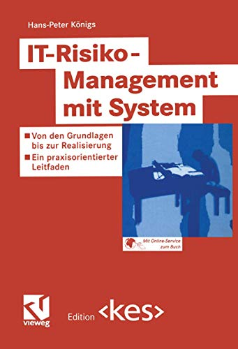 9783528058753: IT-Risiko-Management mit System