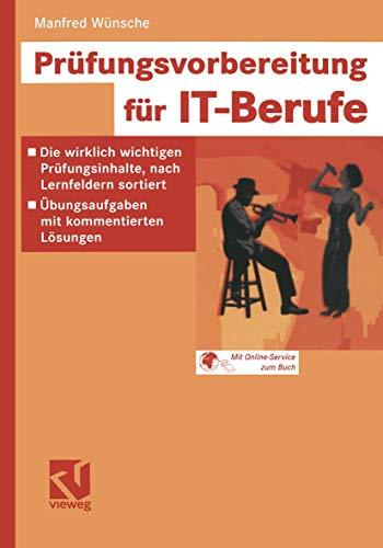 9783528059118: Prüfungsvorbereitung für IT-Berufe