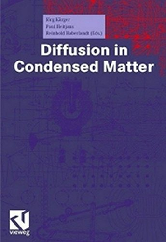 9783528069100: Diffusion in Condensed Matter