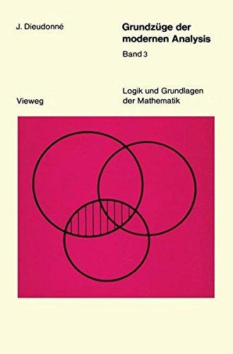 Grundzüge der modernen Analysis. 3. (3528083700) by Jean Alexandre Dieudonné, Jean Dieudonn?