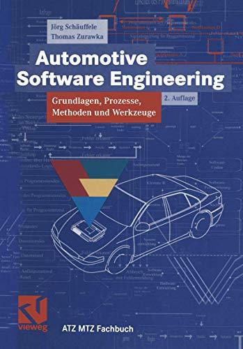 9783528110406: Automotive Software Engineering: Grundlagen, Prozesse, Methoden und Werkzeuge (ATZ/MTZ-Fachbuch)
