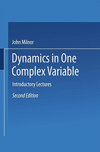 9783528131302: Dynamics in One Complex Variable: Introductory