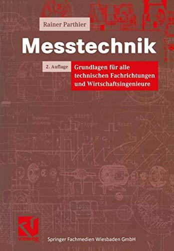 9783528139414: Messtechnik