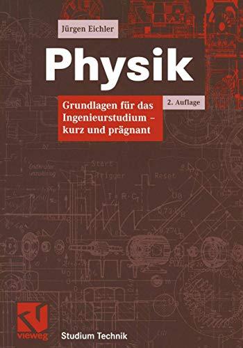 9783528149338: Physik kompakt