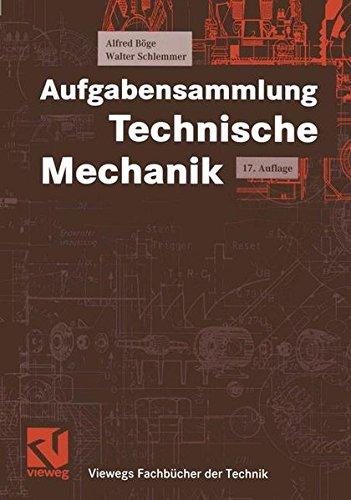 9783528150112: Aufgabensammlung Technische Mechanik (Viewegs Fachbücher der Technik)
