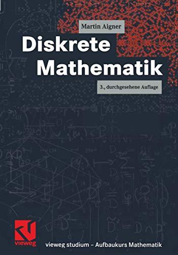 9783528272685: Diskrete Mathematik