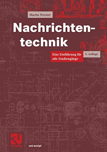 9783528274337: Nachrichtentechnik. Eine Einführung für alle Studiengänge (Livre en allemand)
