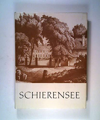 9783529026324: Schierensee. Geschichte eines Gutes in Holstein