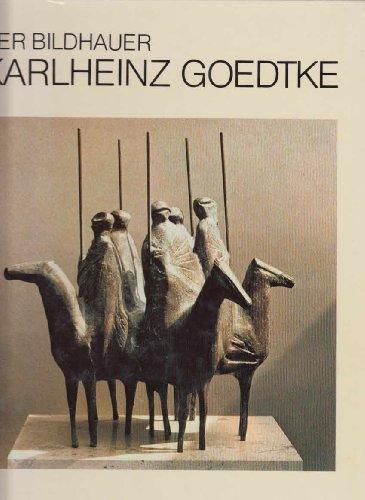 9783529026539: Der Bildhauer Karlheinz Goedtke