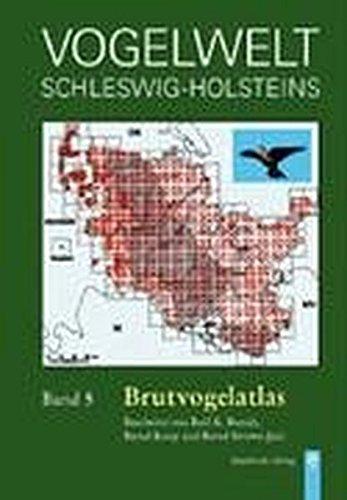9783529073052: Die Vogelwelt Schleswig-Holsteins 5. Brutvogelatlas