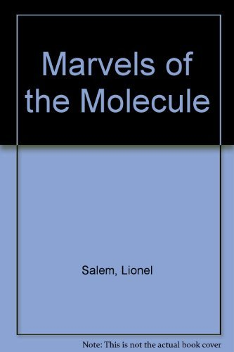9783529265303: Marvels of the Molecule