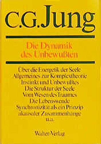Gesammelte Werke, 20 Bde., Briefe, 3 Bde. und 3 Suppl.-Bde., in 30 Tl.-Bdn., Bd.8, Die Dynamik des ...
