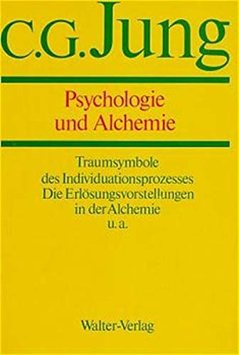 9783530407129: Psychologie und Alchemie (His Gesammelte Werke) (German Edition)
