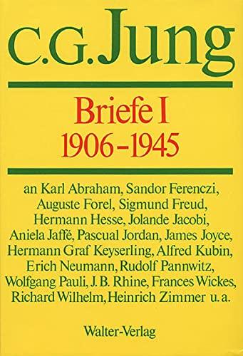 Briefe I: Jung, C. G & Aniela Jaffe