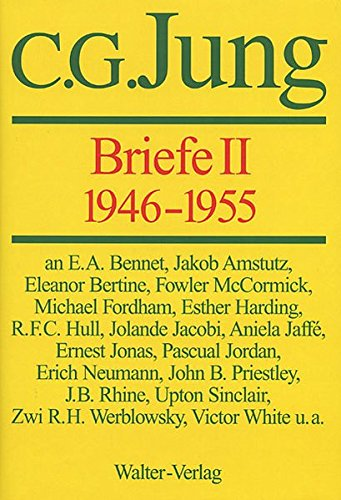 Briefe 1946-1955: Carl Gustav Jung