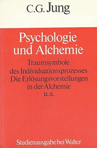 9783530407730: Psychologie und Alchemie