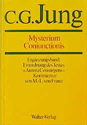 Mysterium Coniunctionis - 14/III: Jung, Carl G.