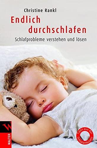 9783530506211: Endlich durchschlafen: Schlafprobleme verstehen und l�sen