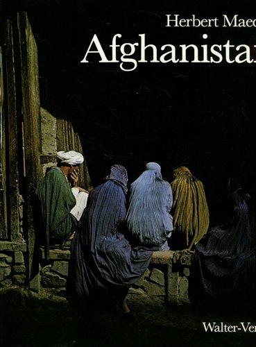 9783530544046: Afghanistan