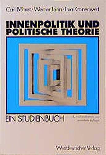 9783531114941: Innenpolitik Und Politische Theorie