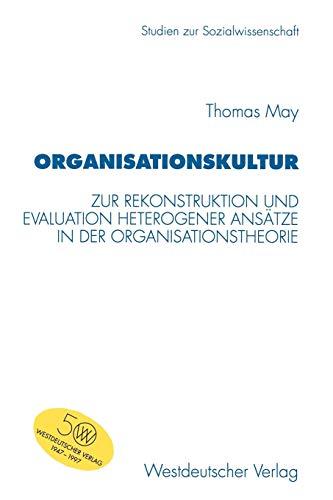 Organisationskultur.: May, Thomas.