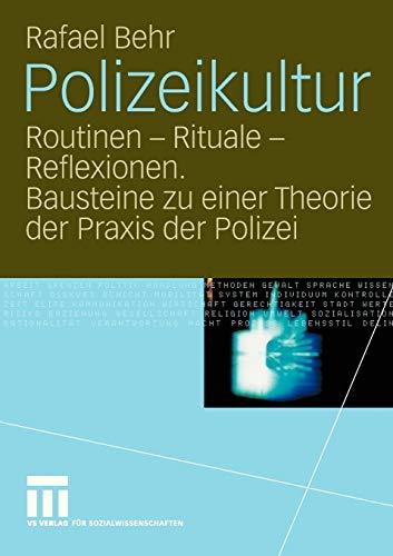 Polizeikultur: Rafael Behr