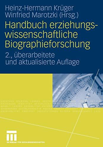 9783531148397: Handbuch Erziehungswissenschaftliche Biographieforschung