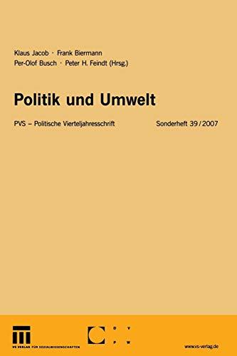 Politik und Umwelt: Klaus Jacob