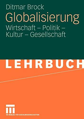 Globalisierung: Ditmar Brock