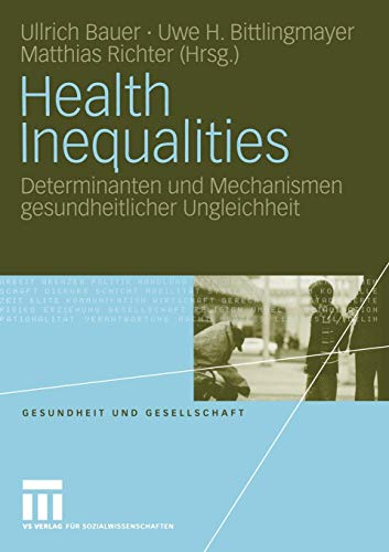 Health Inequalities: Ullrich Bauer